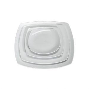 Πιάτο-τετράγωνο-τετρα-ρηχο