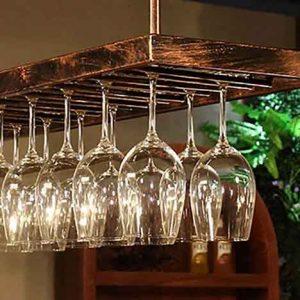 Βάσεις ποτηριών κρασιού