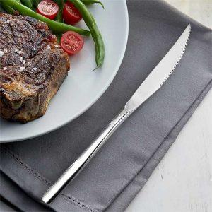 μαχαιρι steak μπριζολας κρεατος ανοξειδωτο cairo 18 0