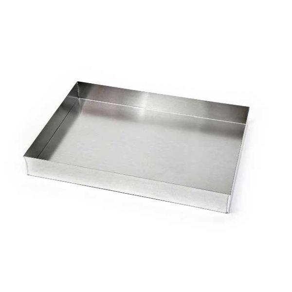 Ταψί αλουμινίου ορθογώνιο κολλητό επαγγελματικό