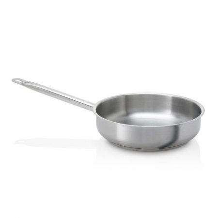 τηγανι ανοξειδωτο ατσαλι 18/10 28cm