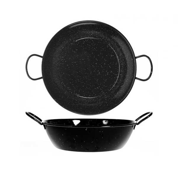 τηγανι wok βαθυ εμαγιε 32cm