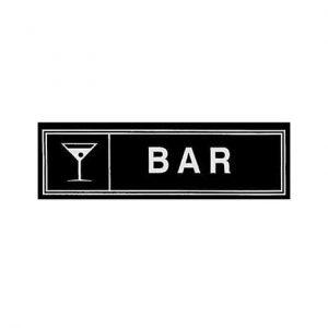 Πινακίδα-με-κείμενο-'Bar'-6x20cm