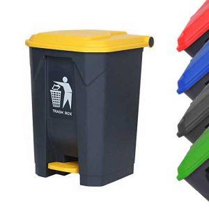 καδος-ανακυκλωσης-χρωματιστος-με-πενταλ