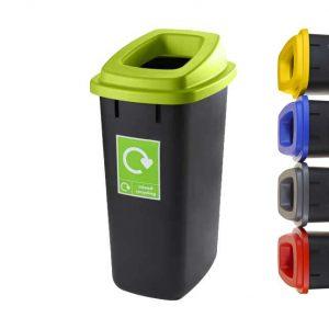 καδος-ανακυκλωσης-90-λιτρα-πλαστικος-ανοιχτος