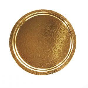 χρυσοσ-δισκοσ-σερβιρισματοσ-διακοσμησησ