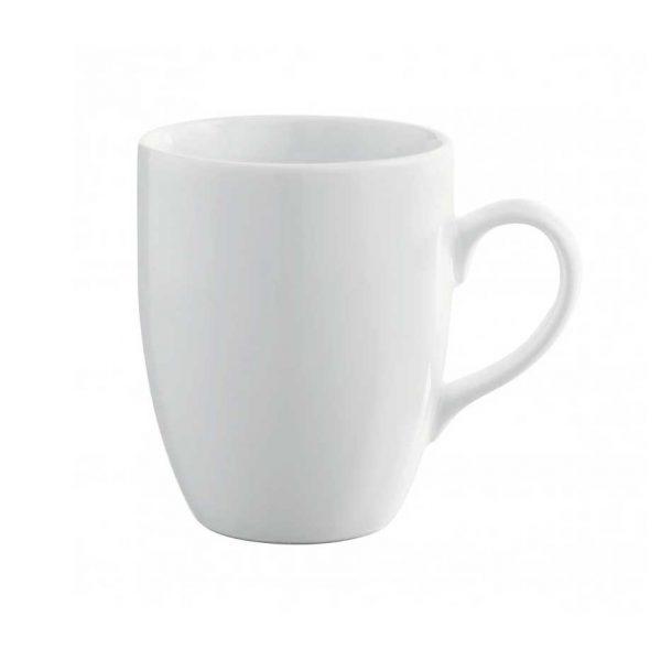 κουπα καφε λευκη πορσελανη