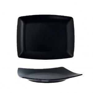 πιατελα-πορσελανης-μαυρη-ορθογωνια-31χ25cm