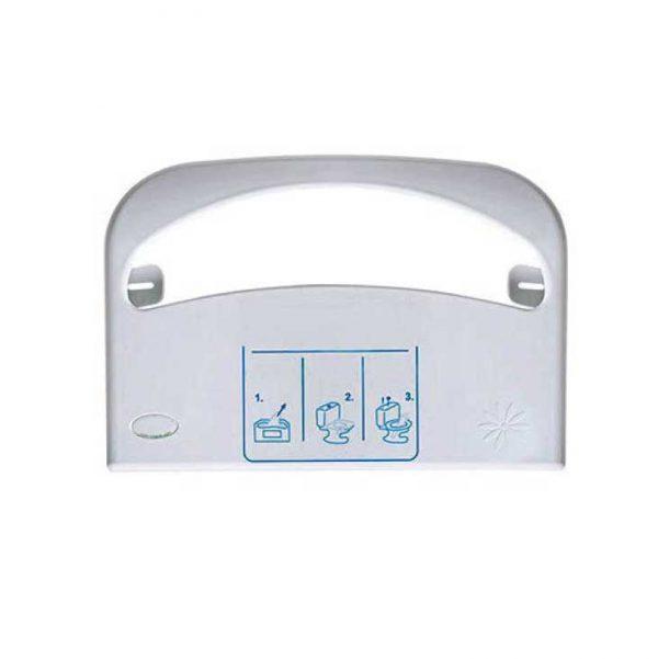ντισπενσερ για καλυμματα τουαλετας μιας χρησης