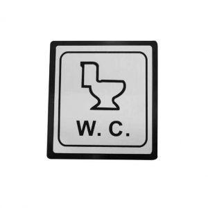 ταμπελα-τοιχου-WC-11x12cm