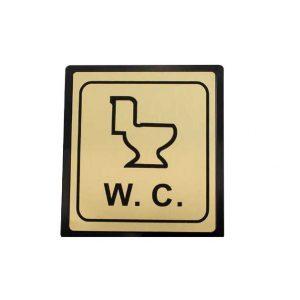 ταμπελα-τοιχου-wc-χρυσαφι-11x12cm