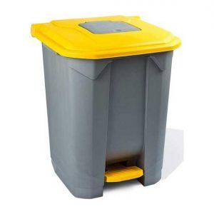 καδος-ανακυκλωσης-απορριματων-με-πενταλ-πλαστικος-σε-διαφορετικες-διαστασεις
