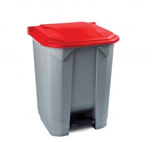 καδος ανακυλωσης με πενταλ σε διαφορες χωρητηκοτητες