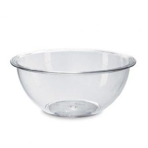 σαλατιερα-διαφανη-ακρυλική