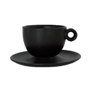 φλυτζανι-μαυρο-ματ-noir-πορσελανη