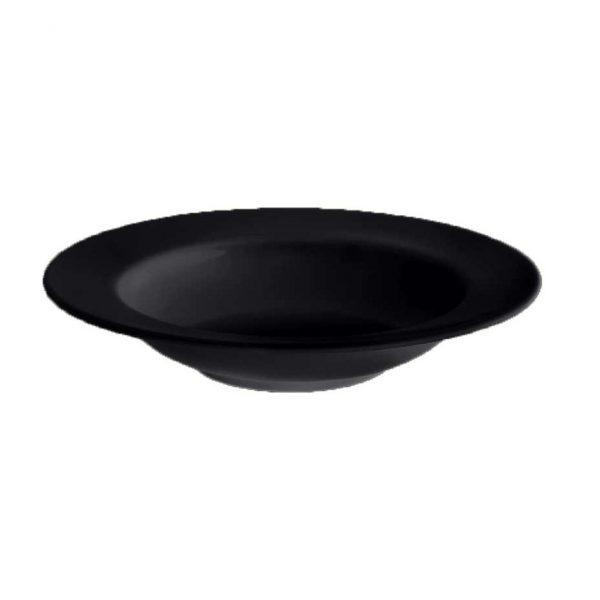 πιατο-μελαμινης-βαθυ-μαυρο