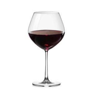 ποτηρι κρασιου burgundy 640ml