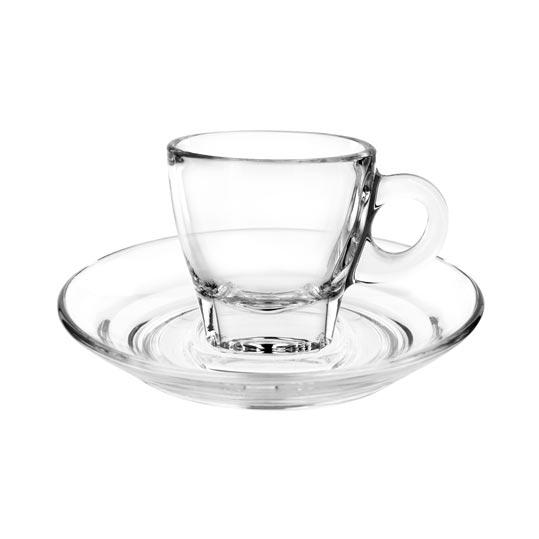 γυαλινο φλυτζανι εσπρεσσο cafe premio