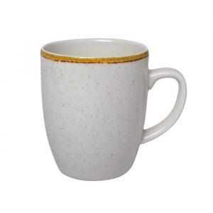 modern coffee mug ivory