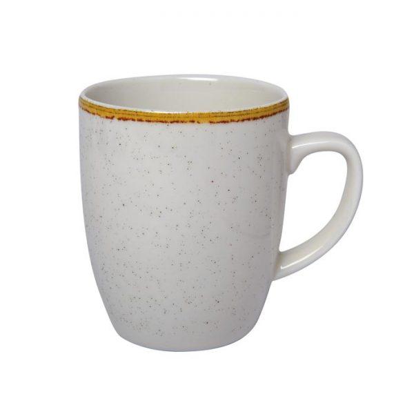 κουπα καφε μοντερνα πορσελανη ivory